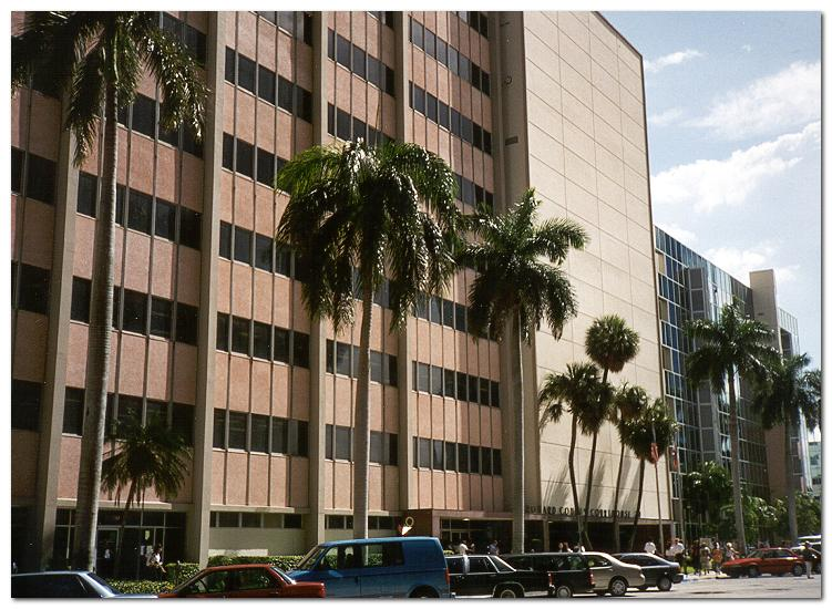 Broward County Fort Lauderdale Courthouse To Reopen On Monday After